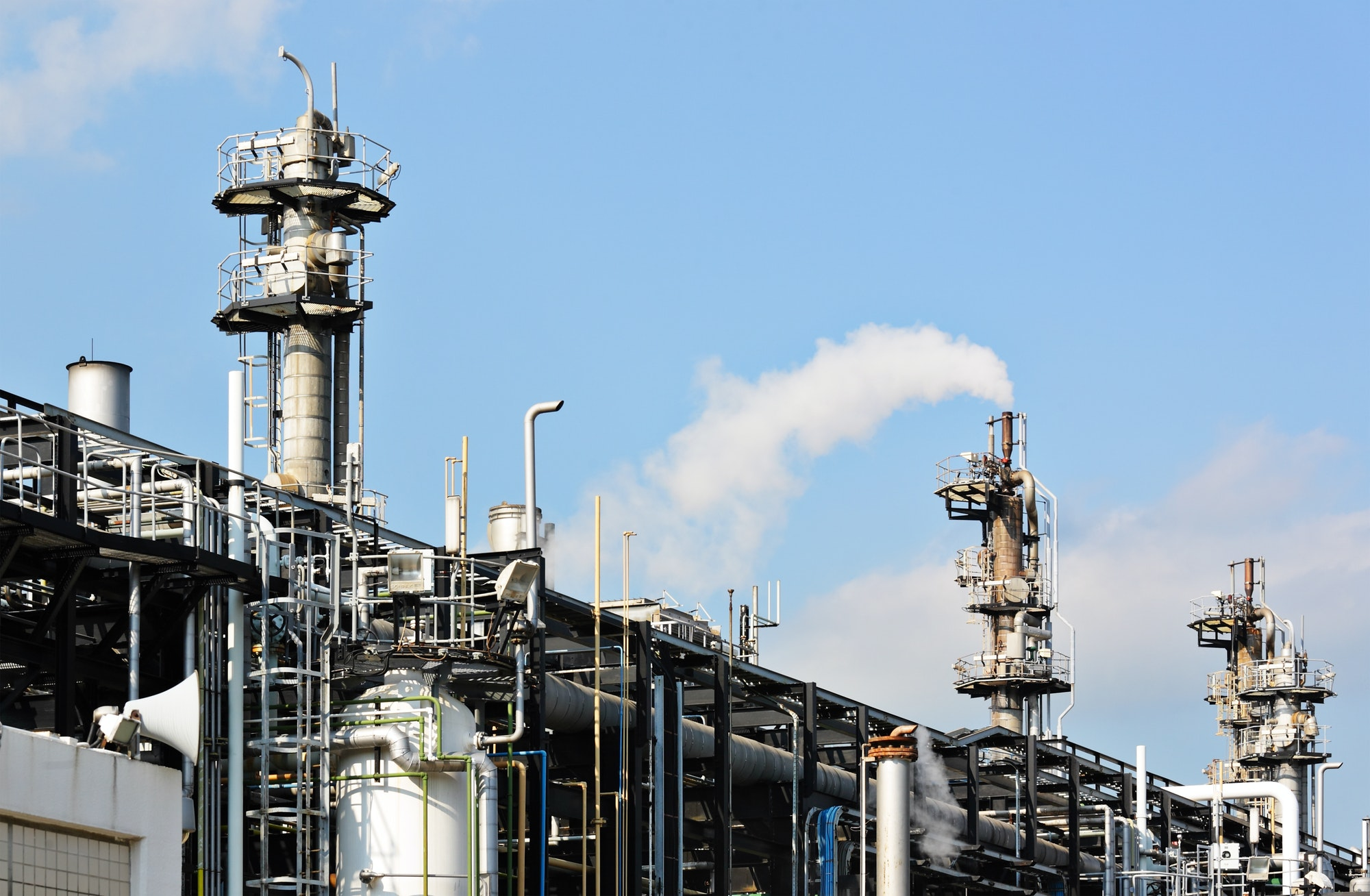 Gas Industry Oil and Gas Fire Protection
