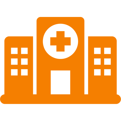Healthcare And Hospitals Icon