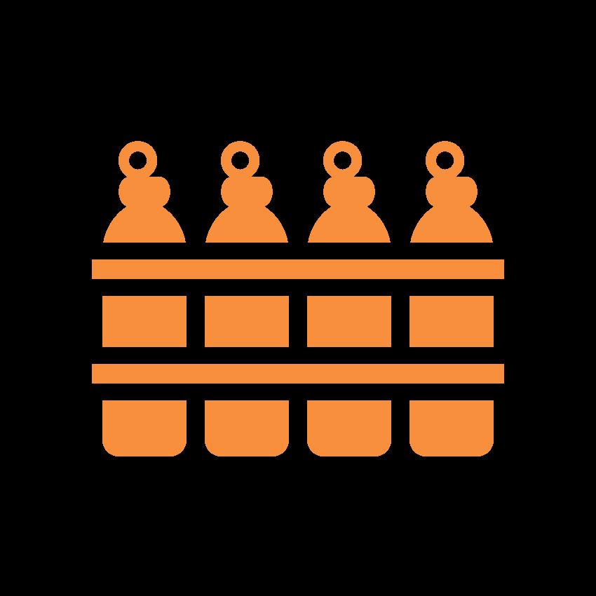 Fire Suppression System Icon