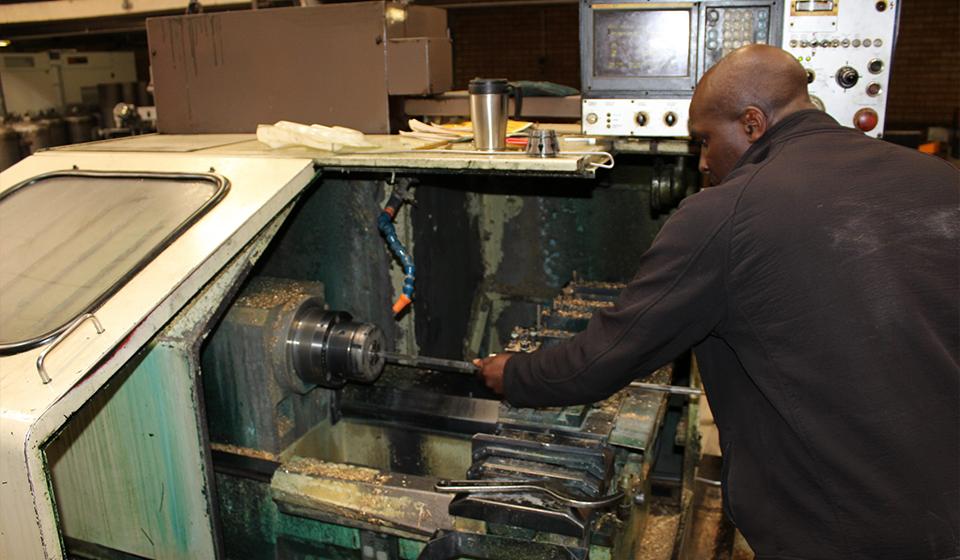 Gas Cylinder Manufacturing